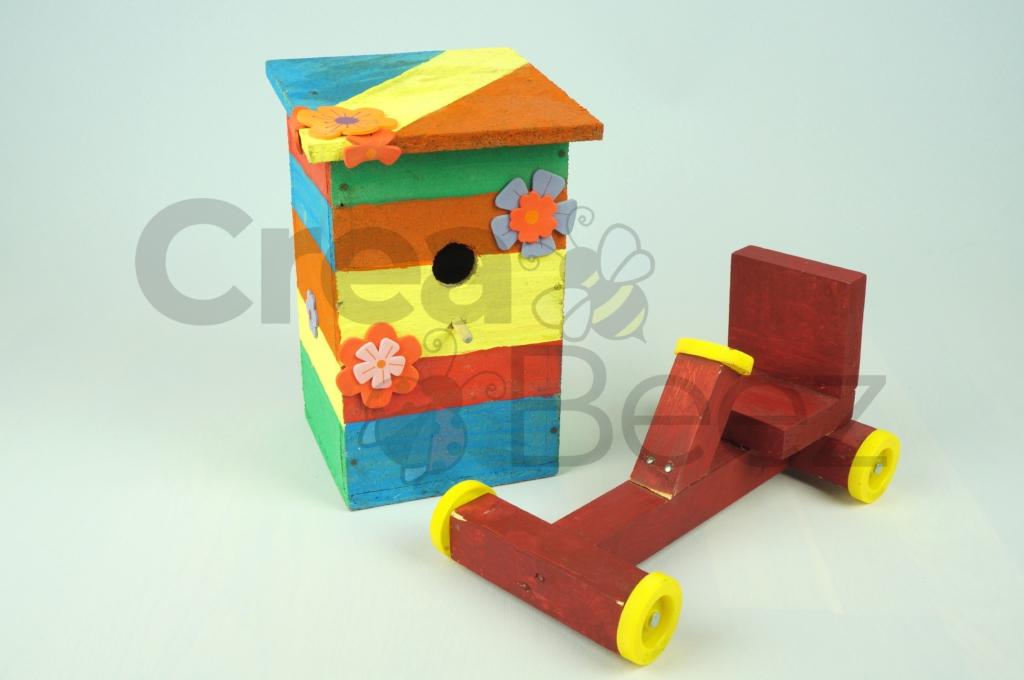 kinderen-vogelhuis-of-raceauto-timmeren